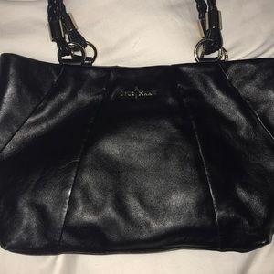 Cole hann never used black purse